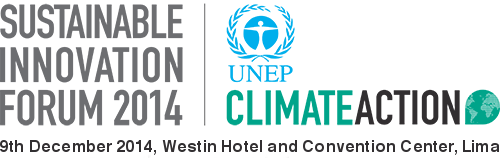 sustainable Innovation Forum in partnership with UNEP