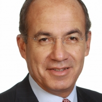 President Felipe Calderón Former President of Mexico, Chairman, Global Commission on the Economy and Climate